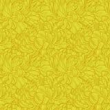 Seamless pattern with chrysanthemum Royalty Free Stock Image