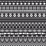 Seamless pattern with ornament Royalty Free Stock Images