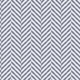 Seamless textured herringbone fabric pattern Royalty Free Stock Photography