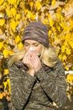 Season allergy Stock Photo