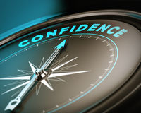 Self Confidence Concept Royalty Free Stock Photo