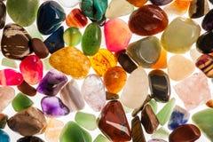 Semi Precious Gem Stones Royalty Free Stock Images