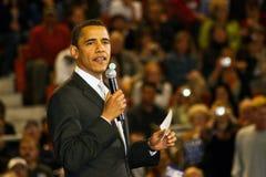 Senator Barack Obama Royalty Free Stock Photos