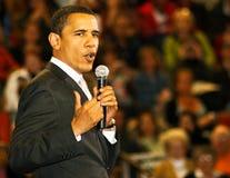 Senator Barack Obama Stock Foto's