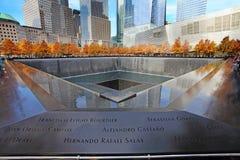 September 11 Memorial, World Trade Center Stock Photos