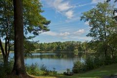 Serenity at Innisfree Gardens, Ny Stock Photos