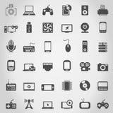Electronics an icon Stock Photos