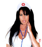 Sexy Fantasy  Nurse 3 Royalty Free Stock Image