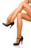 Sexy female legs Royalty Free Stock Photo