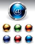 Shiny Buttons Stock Photos