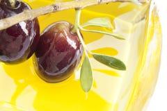 Shiny olives Royalty Free Stock Photo