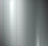 Shiny silver background Royalty Free Stock Image