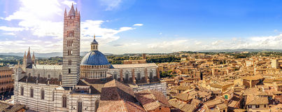 Siena, Tuscany, Italy Stock Photography