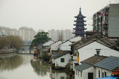 Sijing Town Shanghai Royalty Free Stock Photography