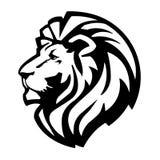 Lion Head Icon Royalty Free Stock Image