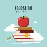 Simplicity education concept Royalty Free Stock Images