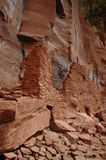 Sinagua Indian Cliff Dwellings Stock Image