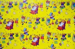 Sinterklaas Background Stock Photography