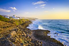 Sintra Portugal Coast Royalty Free Stock Photos