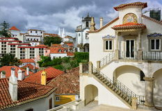 Sintra town, Portugal Royalty Free Stock Photo