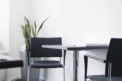 Sitzungsraum Stockfoto