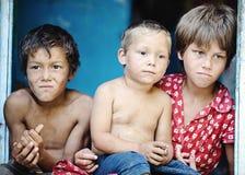 Slechte Kinderen Stock Afbeeldingen