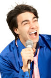 Slip definitivo di karaoke Fotografia Stock Libera da Diritti