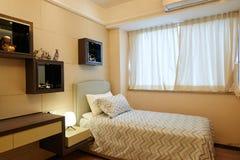 Small bedroom Stock Photos