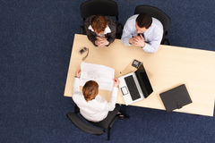Small business meeting Stock Photography