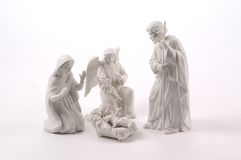 Small Nativity Scene Stock Photos