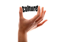 Smaller culture Stock Photography