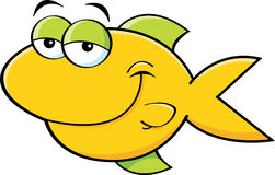 Smiling fish Stock Photo