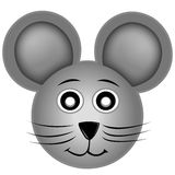 Smiling mouse Royalty Free Stock Photo