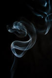 Smoke Shapes Royalty Free Stock Images