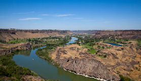 Snake River Royalty Free Stock Image