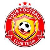Soccer Team Logo Stock Images