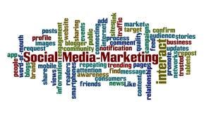 Social Media Marketing Royalty Free Stock Photo