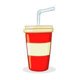 Soda Drink Cup Royalty Free Stock Photos