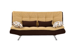 Sofa furniture Stock Images