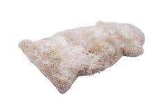 Soft fur carpet Royalty Free Stock Images