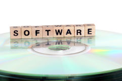 Software Royalty Free Stock Images