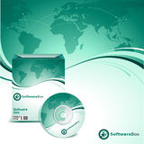 Software box Royalty Free Stock Photography