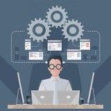 Software Engineer Lizenzfreie Stockfotografie