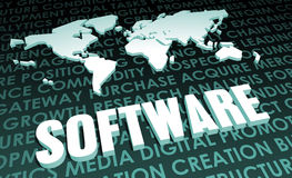 Software Stock Photo