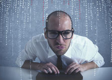 Software programmer Royalty Free Stock Photos