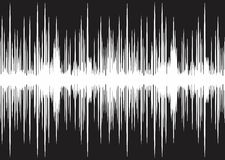 Sound wave Royalty Free Stock Photography
