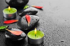 Spa Zen Stones Royalty Free Stock Image