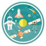 Space and astronomy Stock Photos