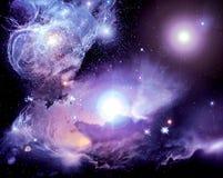 Space Nebula Stock Photography