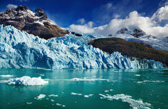 Spegazzini Glacier, Argentina Stock Photos